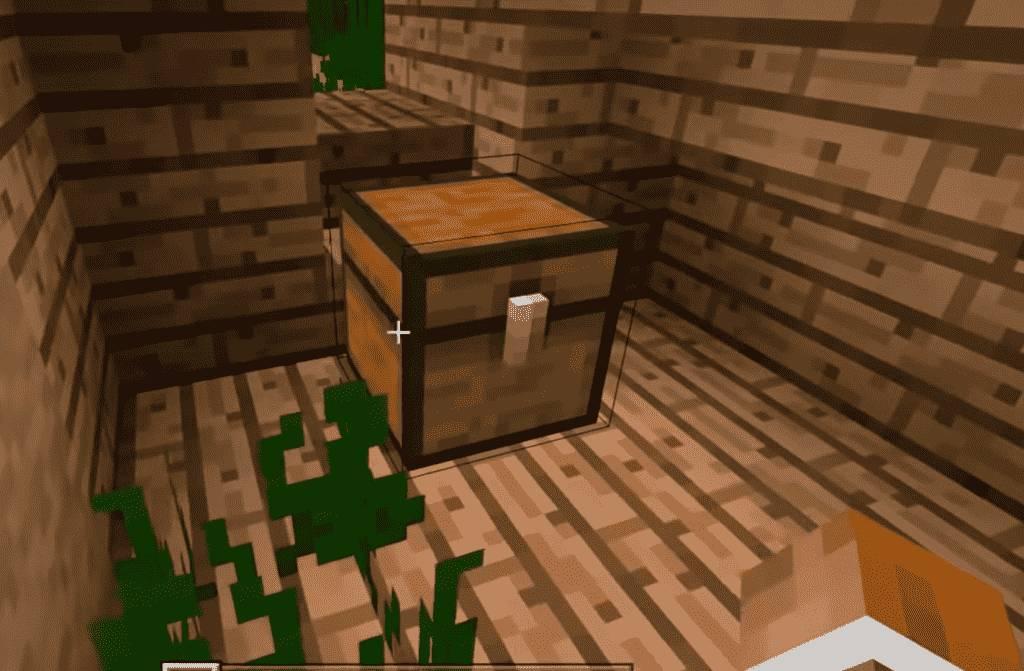 Find map chest minecraft