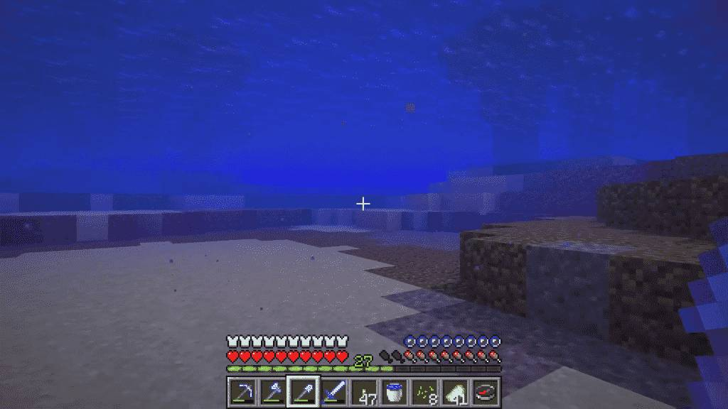 underwater respiration minecraft