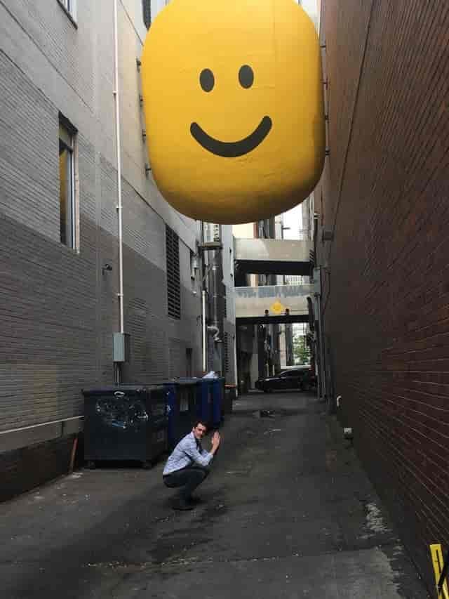 OOF Balloon