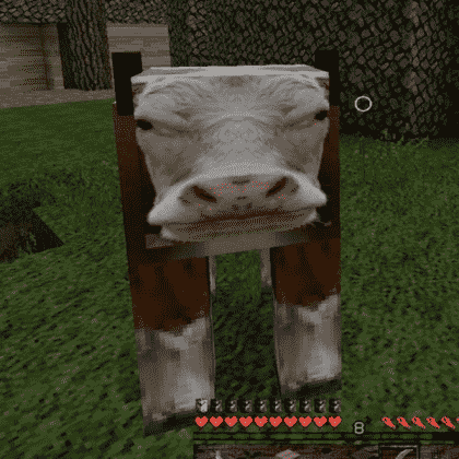 Cow in Roblox