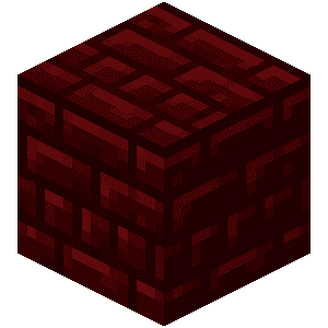 red nether bricks