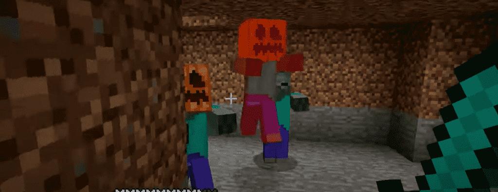 Thorns Minecraft Damage
