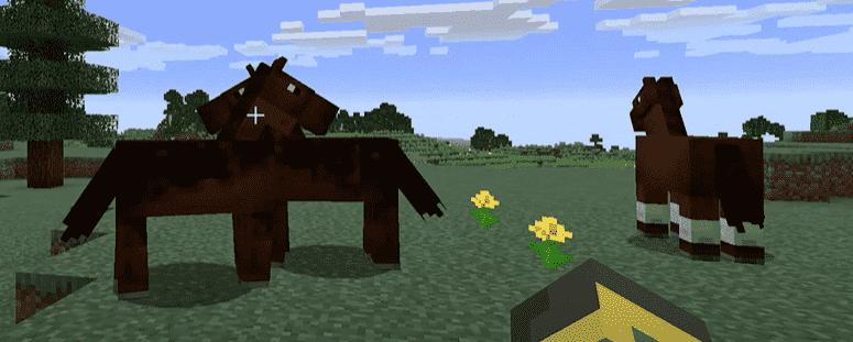 horses minecraft