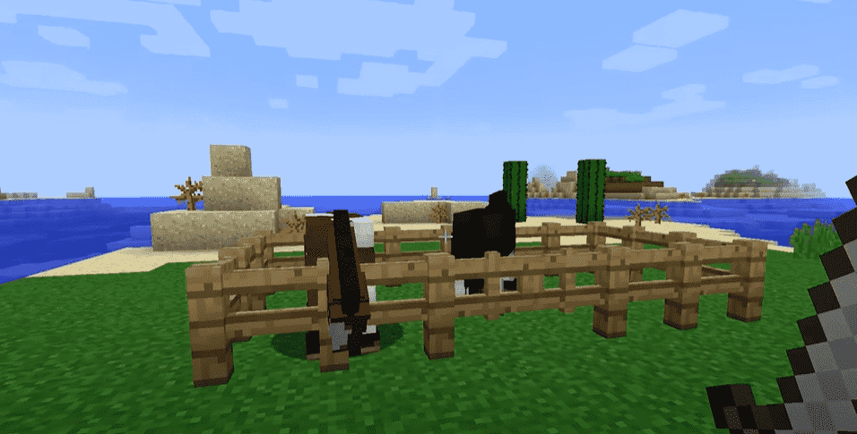 How to make your horse faster in Minecraft?