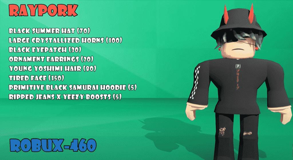 roblox outfit 10