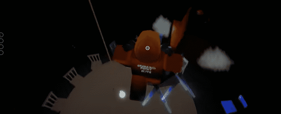 bad business roblox flying on chair
