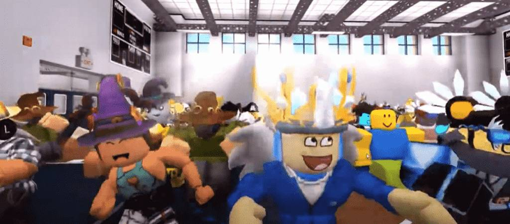 roblox bad guy party