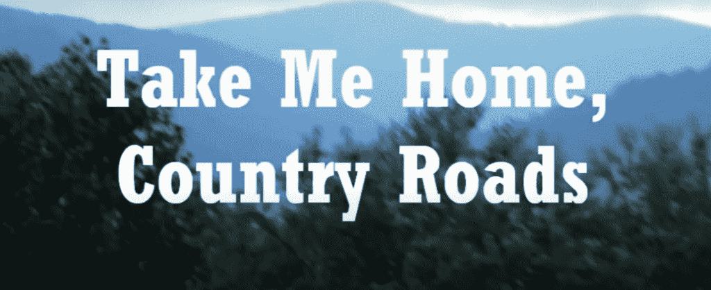 country roads roblox id