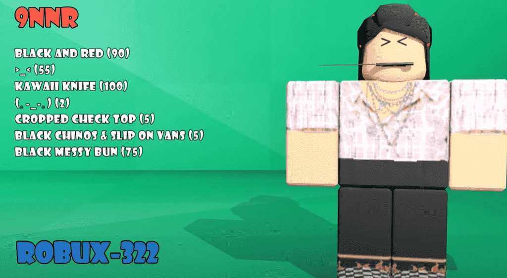 roblox outfit 16
