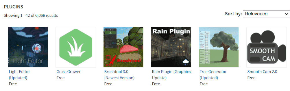 plugins library