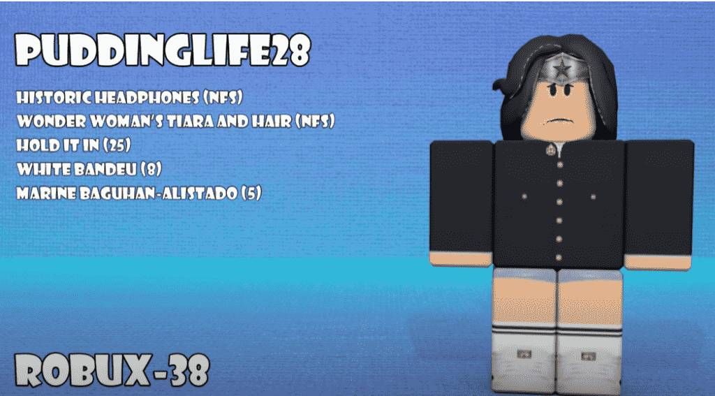 roblox character 17