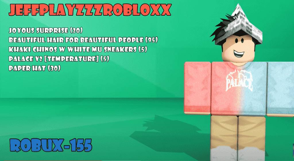 roblox outfit 7