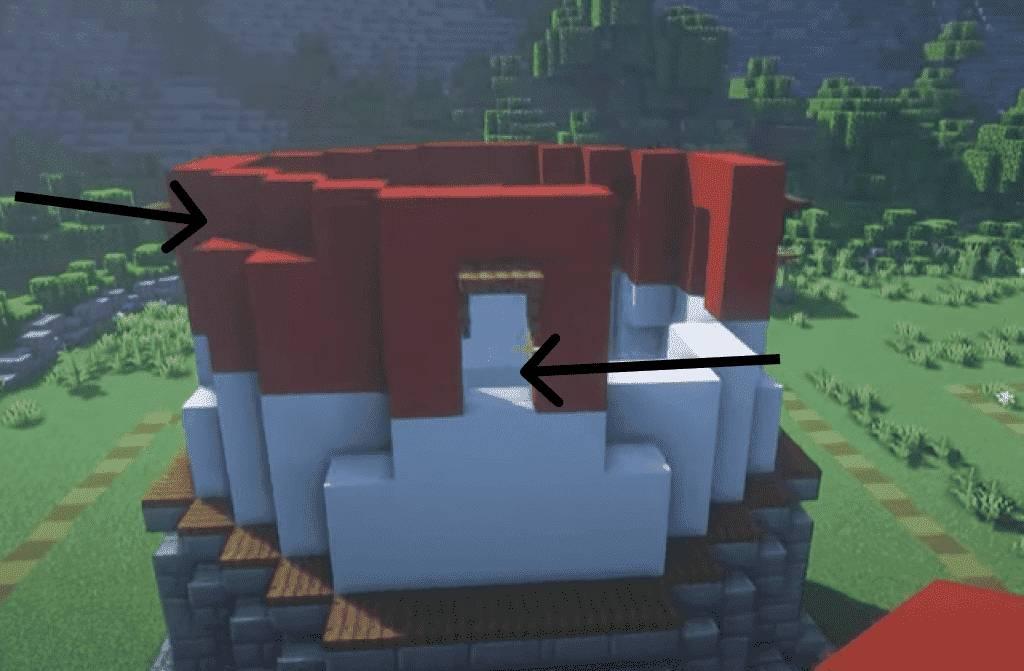 red nether bricks foundation