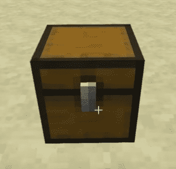 Trapped Minecraft Chest