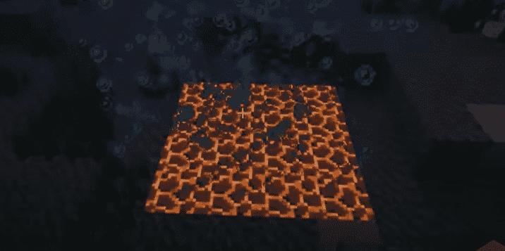 minecraft magma block whirlpool