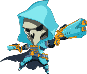 Reaper Overwatch Cute Sprays
