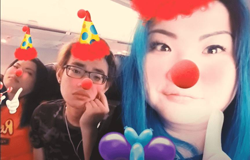 itsfunneh roblox with the crew (new york vlog)