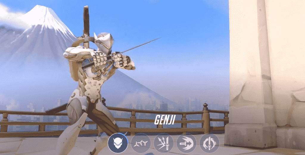Genji Overwatch
