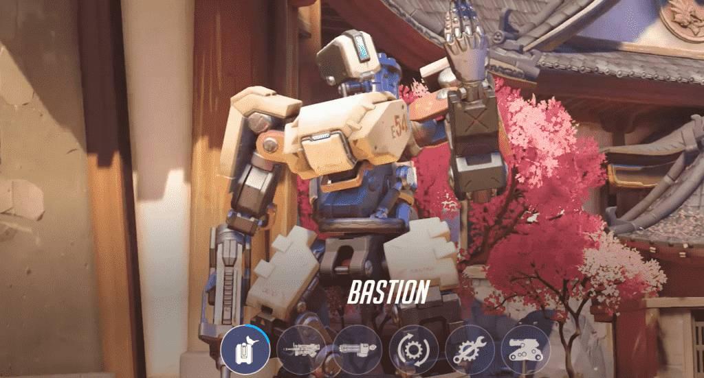Bastion Overwatch