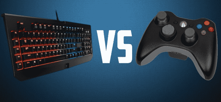 overwatch keyboard vs console