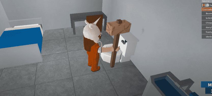 prison life hammer