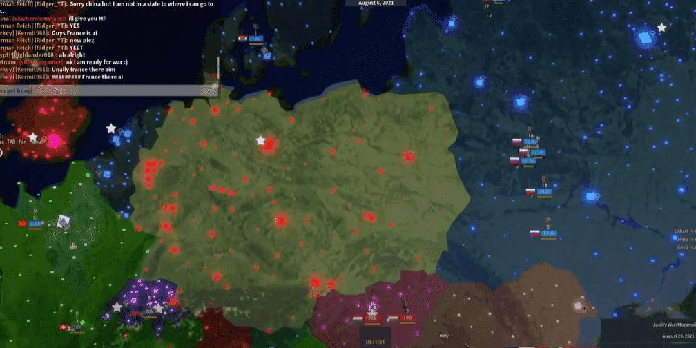 rise of nations allies