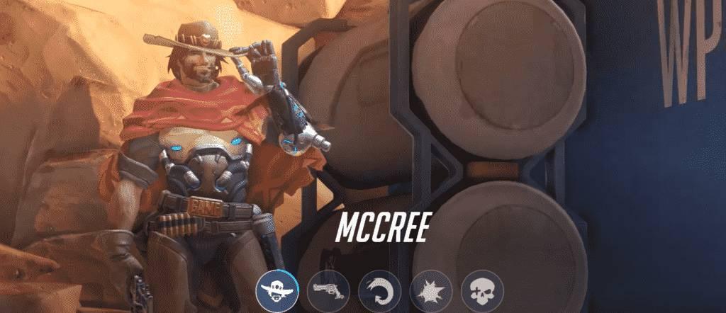 McCree Overwatch