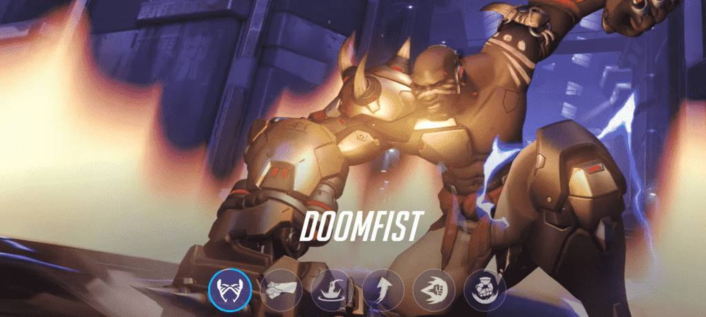 Doomfist Overwatch