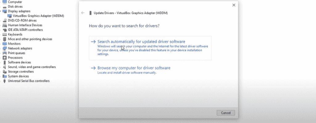 Update drivers