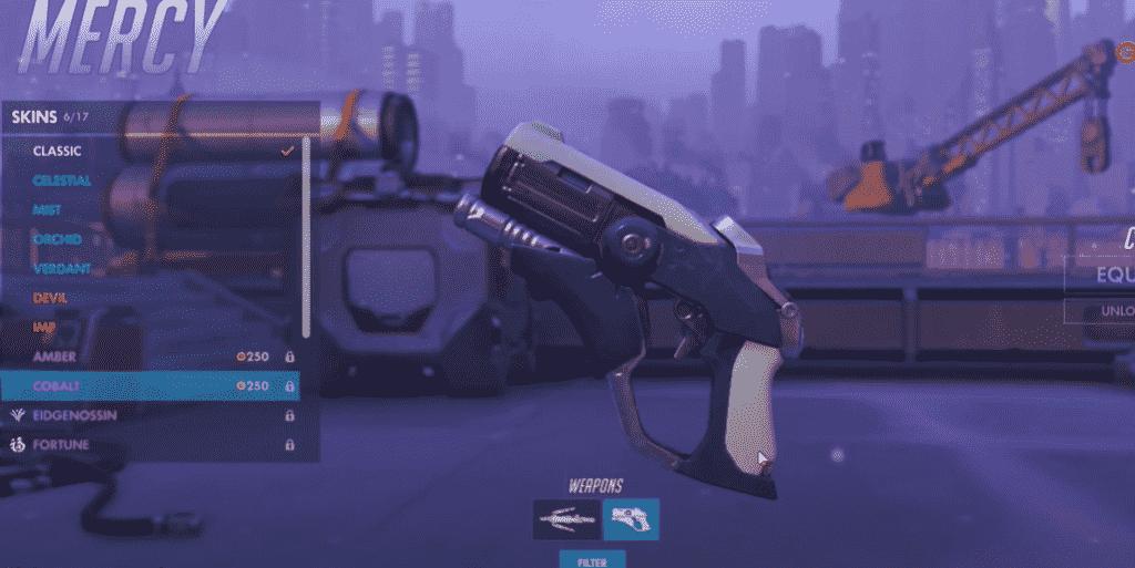cobalt mercy weapon