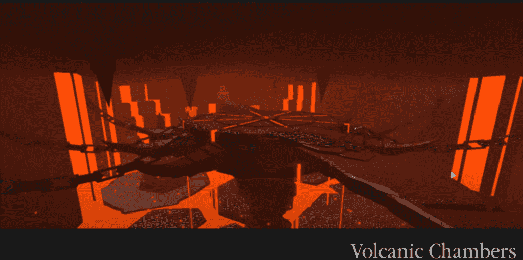 dungeon quests volcanic chambers