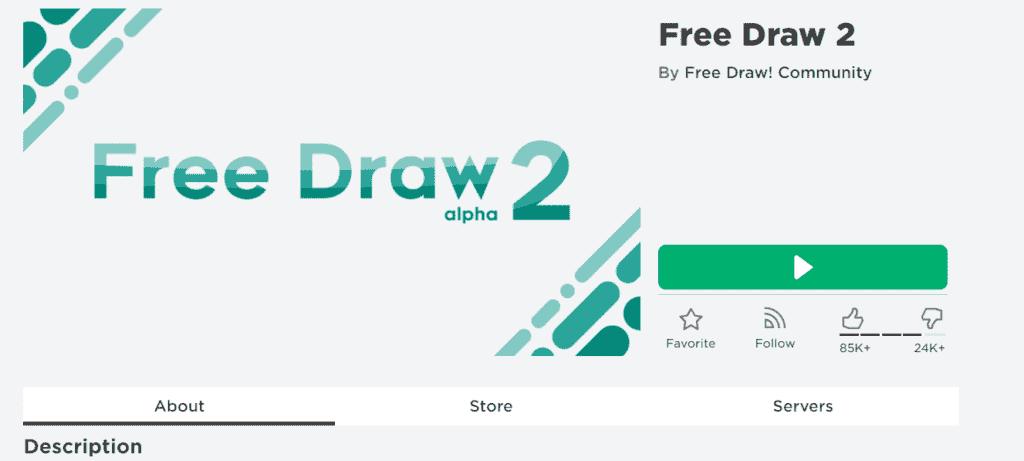 Free Draw Roblox