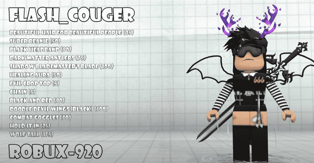 Best Roblox Girl Outfit 10