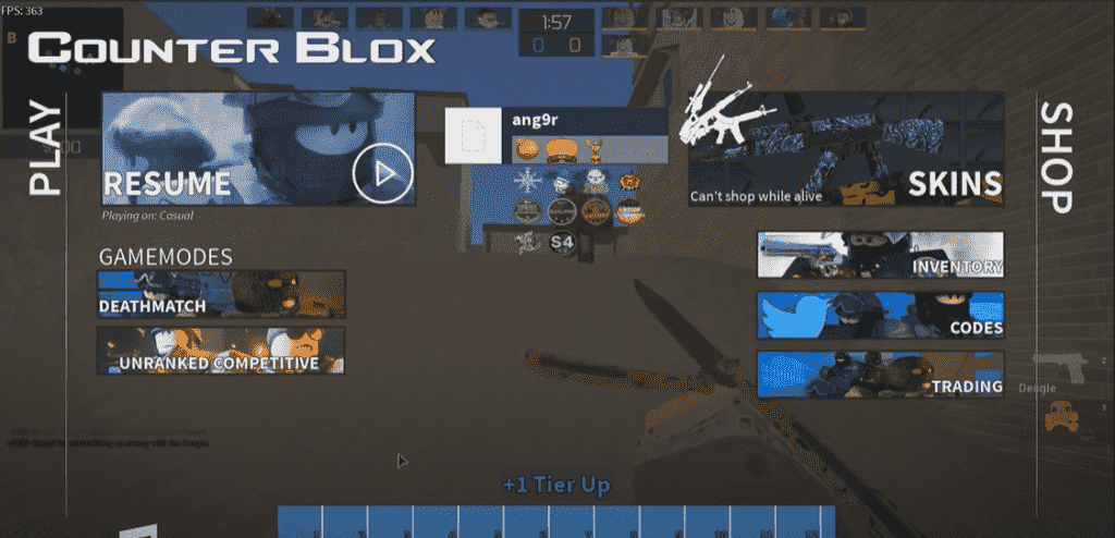 counter blox menu