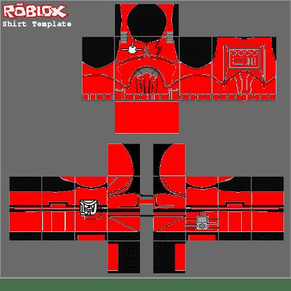 Roblox shirt template 13