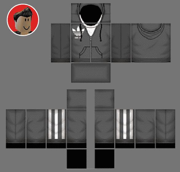 Roblox shirt template 14