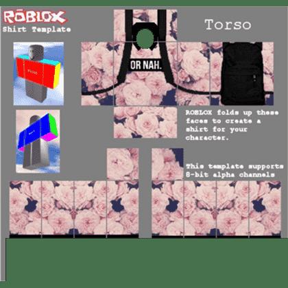 Roblox shirt template 16