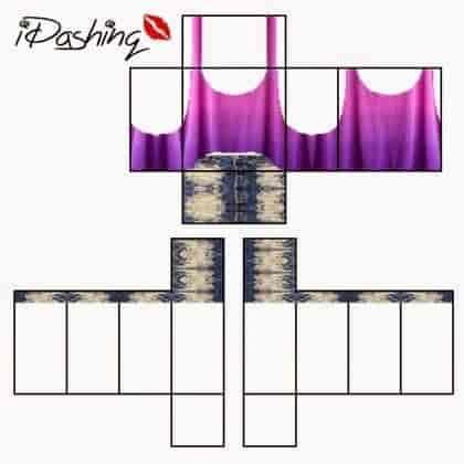 Roblox shirt template 2