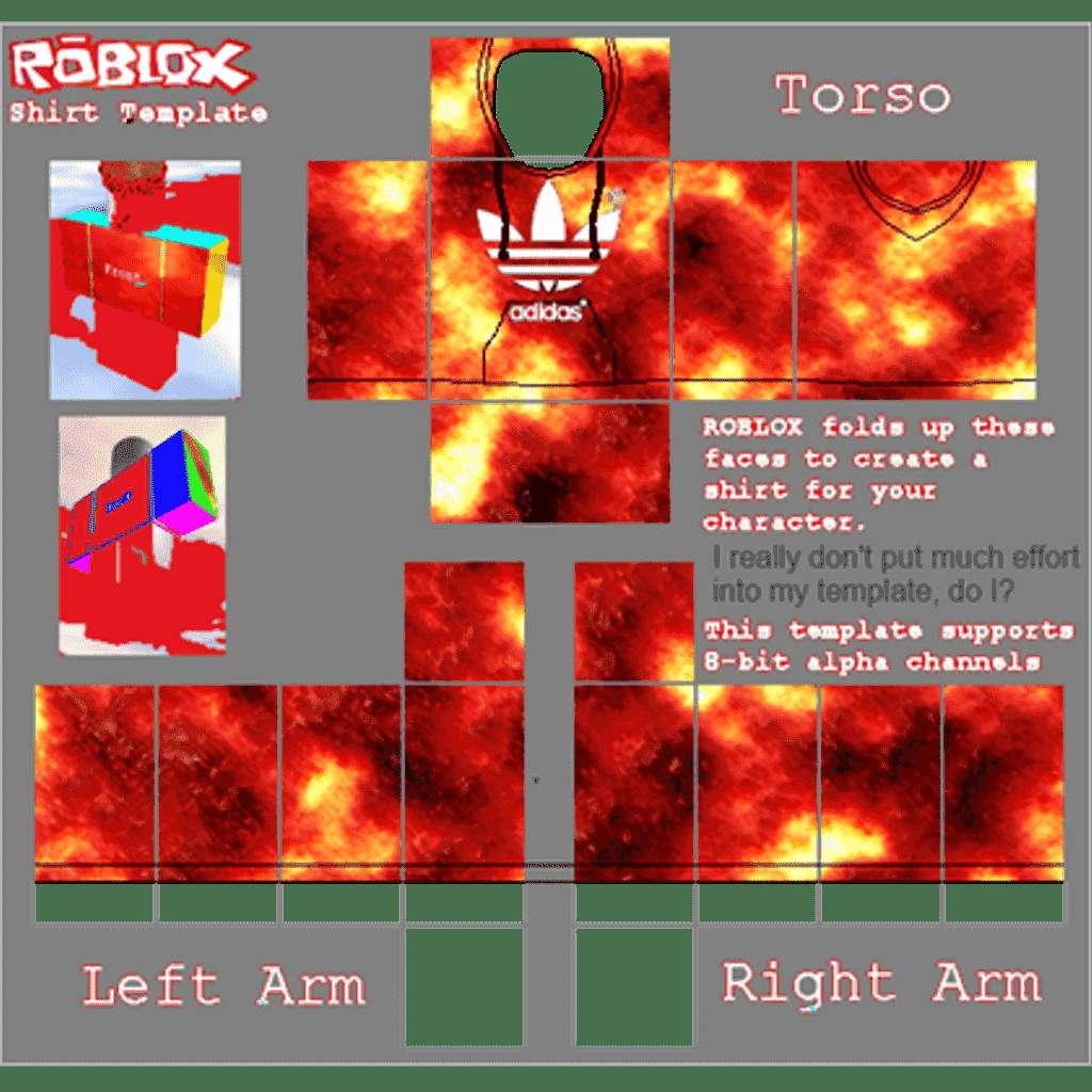 Roblox shirt template 25