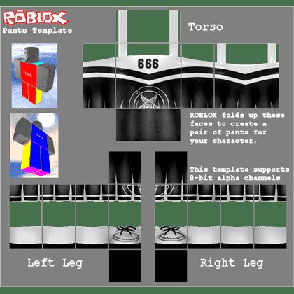 Roblox shirt template 4