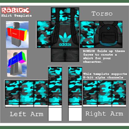 Roblox shirt template 8