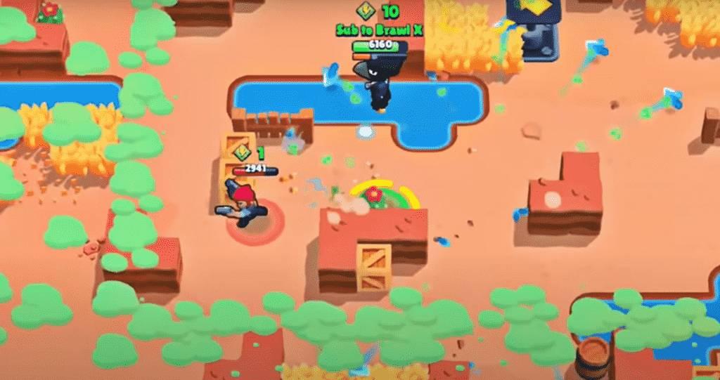 Crow Super Attack